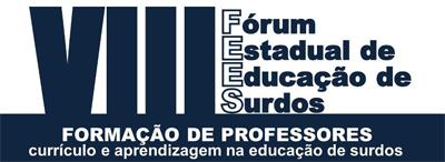 Fórum Estadual Educação de Surdos