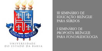 Seminário Educação Bilíngue - Uneb