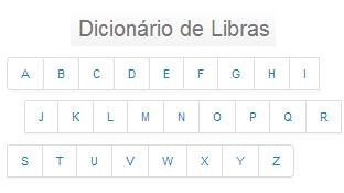 Dicionário Libras - Colaborativo