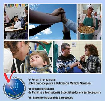 V Forum Surdocegueira