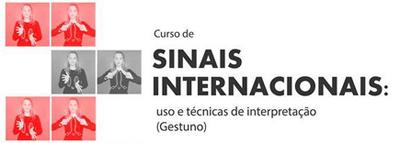 Curso de Sinais Internacional