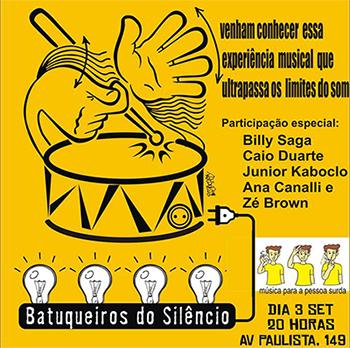 Batuqueiros do Silêncio - Itaú Cultural