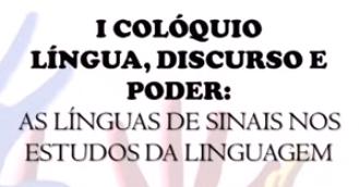 Colóquio Língua e Poder