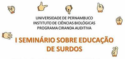 Seminário Educação de Surdos II