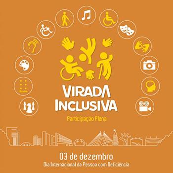 Virada Inclusiva 2015