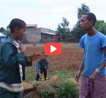 Surdez na Etiópia