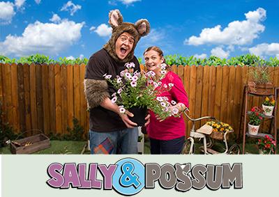 Sally e Possum