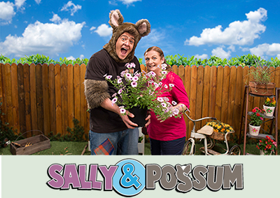 Sally e Possum