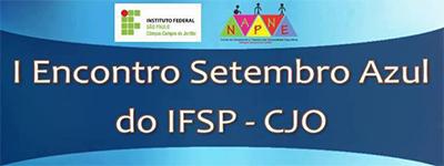 Setembro Azul - IFSP II