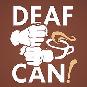 Deaf Can Coffee