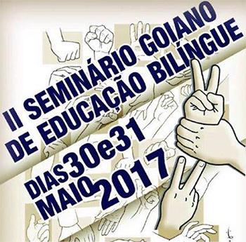 Seminário Educação Bilíngue - GO